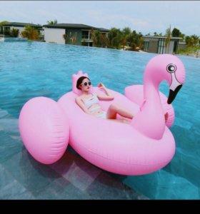 Фламинго надувной!