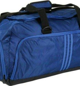 Новая сумка спортивная adidas
