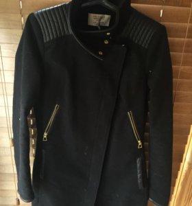 Пальто из zara