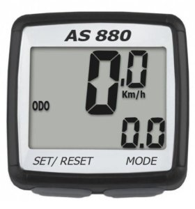 Велокомпьютер Assize AS-880 (11 функций) (Новый)