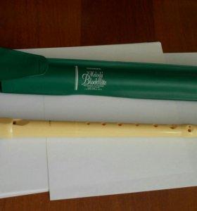 Блок-флейта Hohner (Германия)