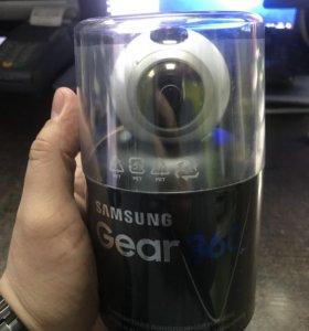 Samsung gear 360 c-200 панорамная камера 4к