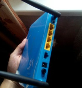 Wi-Fi роутер, новый
