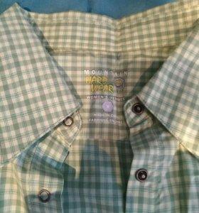 Рубашки летние Коламбия р46-48.