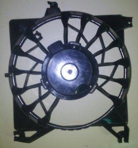 Диффузор радиатора Гранта