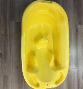 Ванночка детская анатомическая