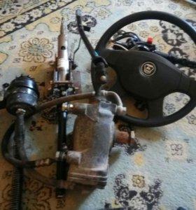 Рулевая генератор стартер