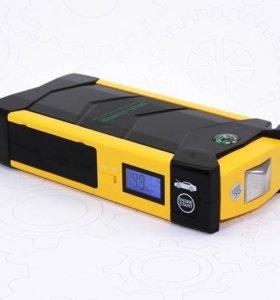Внешний аккумулятор - пусковое устройство. Желтый
