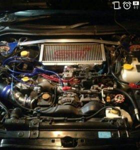 Subaru Forester Sf5 STI