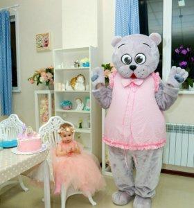 Ростовая кукла кот Басик