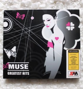 🎶диджипак CD MUSE