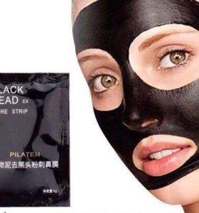 Очищающая маска Black mask