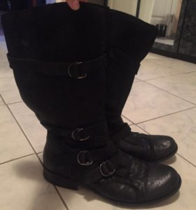 Ботинки мужские для мотоцикла