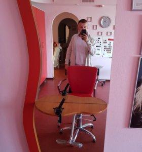 Зеркала для парихмахерской за все 3 цена 3 тысячи