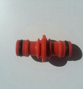 Соединитель для шлангов 1/2 (13 мм)