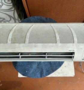Вентилятор (тепловентилятор настенный)