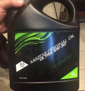 Масло моторное Mazda original oil ultra 5w-30