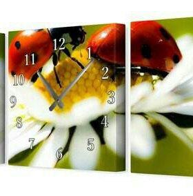 Картины часы, постеры, модульные картины