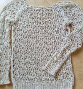 Ожурный свитер