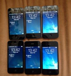 iPhone 4 на 8gb или 16gb