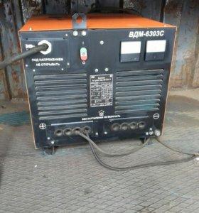 Сварочный аппарат ВДМ-6303С, РД, 380В