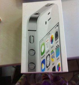 Apple iPhone 4s 16gb white