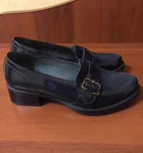 Туфли лоферы 37 р-р