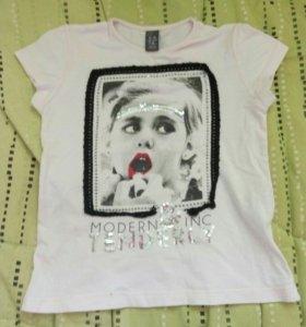 Zara kids футболка