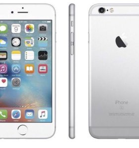 iPhone 6 16 gb Silver
