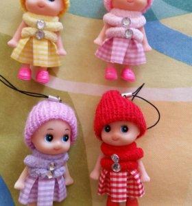 Куколки 8 см