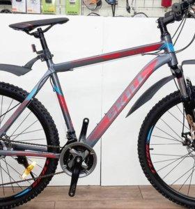 Велосипед 26 SKILL MTB BATTLE D , ALU, 21 ск