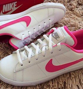 Nike оригинал кожа! Новые.