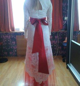 Продам новое платье для выпускного