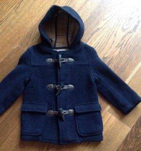 Кашемировое пальто(Англиийское)