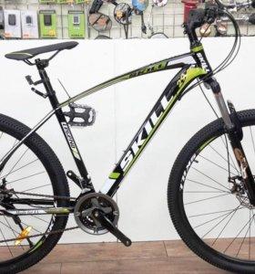 Велосипед 29 SKILL MTB LEGEND D