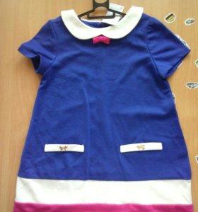 Р.98-104 новое платье
