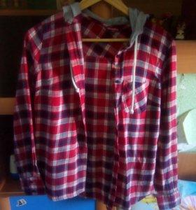 """Рубашка клечатая """"Terranova"""""""