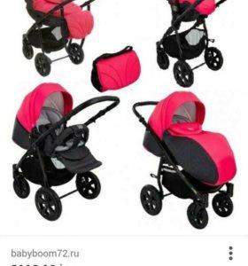 Детская коляска Tutis Willi Way 3 в 1. До 3 лет