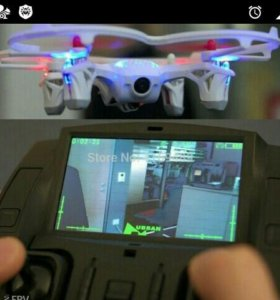 Квадрокоптер обмен