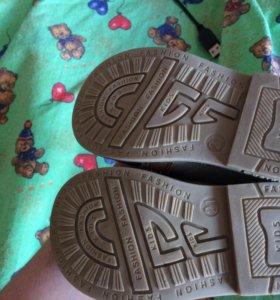 Туфельки детские