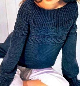 Свяжу свитер любой сложности
