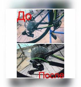 Ремонт велосипедов /продажа /выезд