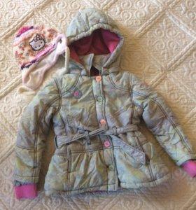 Тёплая курточка)