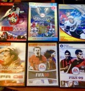 Игры для ПК (DVD)
