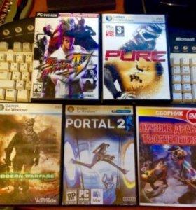Игры для компьютера DVD