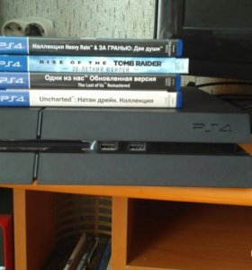 "Playstation 4, 1 TB, коллекция ""Uncharted"""