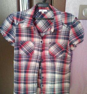 Рубашка oodji размер 38/164
