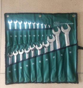 Набор комбинированных ключей SATA