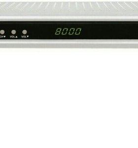 DVB-C ресивер Intercross