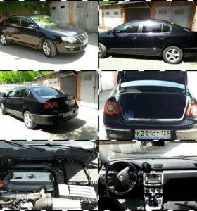 VW Passat 2008